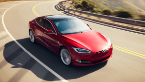 Tesla Model S ©Alexis Georgeson, Tesla