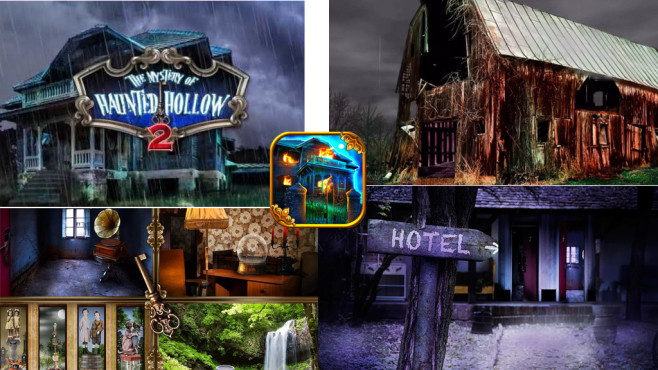 Mystery of Haunted Hollow 2 ©Point & Click LLC