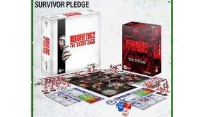 Resident Evil 2 ��The Board Game © Kickstarter.com / Steamforged Games