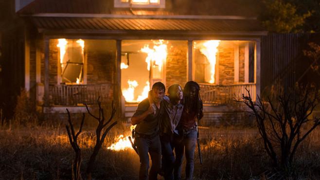 The Walking Dead ©AMC