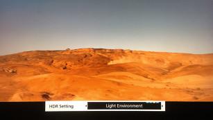 Filme in bester 4K-Qualität: Ultra-HD Blu-ray-Player im Test Düstere HDR-Filme kann der Panasonic UB404 aufhellen, ohne dass die dadurch flau wirken. ©COMPUTER BILD
