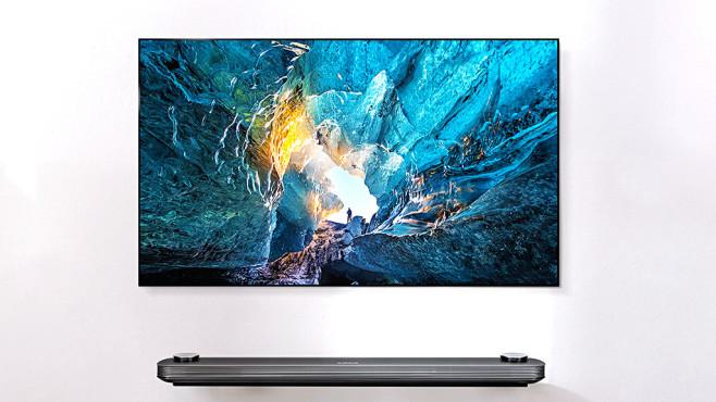 LG OLED W7V ©LG Electronics