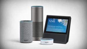 Amazon-Echo-Geräte ©Amazon