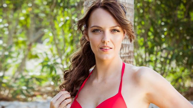 Kandidatin Annika bei Love Island ©RTL-II-Magdalena-Possert
