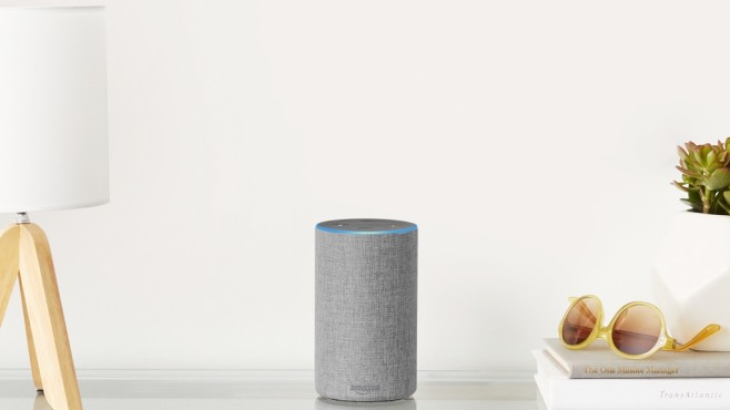 Amazon Echo 2 und Echo Plus©Amazon