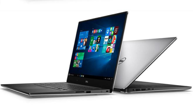 Dell XPS 15 9550 ©Microsoft