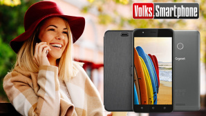 Volks-Smartphone: Gigaset GS270 ©djile – Fotolia.com, Gigaset