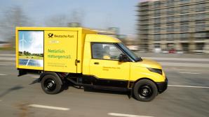 Streetscooter Lieferwagen ©Deutsche Post/DHL Streescooter