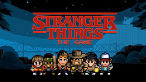 Stranger Things – The Game © Netflix