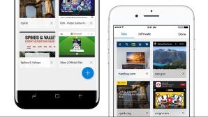 Microsoft Edge für iOS und Android ©Microsoft