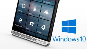 Windows 10 Mobile ©HP, Microsoft