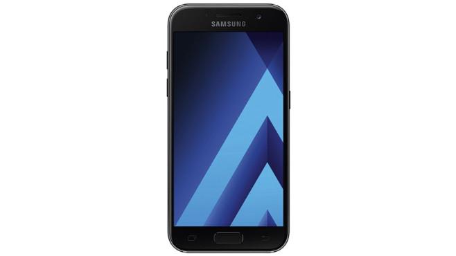 Platz 11: Samsung Galaxy A3 ©Samsung