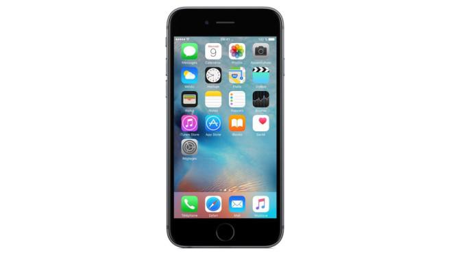 Platz 13: Apple iPhone 6S ©Apple