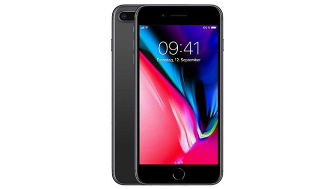 Platz 16: Apple iPhone 8 Plus ©Apple