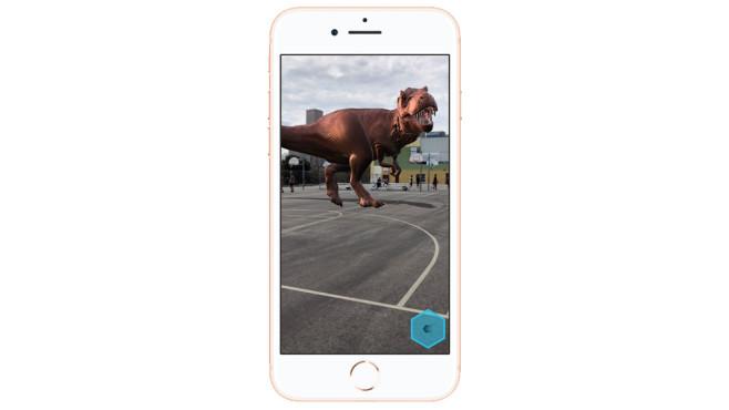 Platz 8: Apple iPhone 8 ©Apple