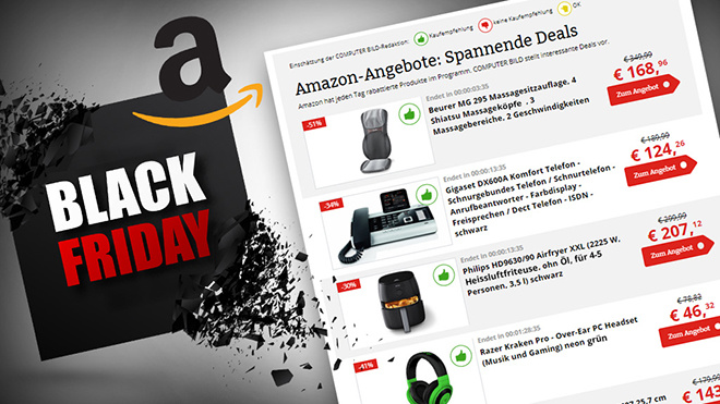 angebote black friday amazon