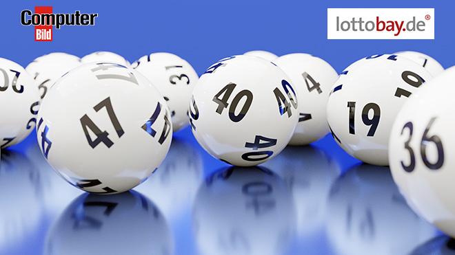 Lotto: 5 Euro geschenkt ©Credits: Lottobay, Fiedels - Fotolia.com, COMPUTER BILD