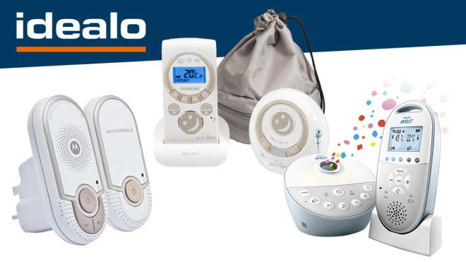 Babyphones ©Audioline, Philips, Motorola