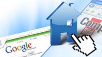 Google-Suche und integrierter DSL-Schnelltest