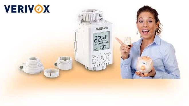 Stromanbieter wechseln, Heizkörper-Thermostat kostenlos sichern ©COMPUTER BILD/Verivox