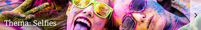 Thema: Selfies©istock/wundervisuals
