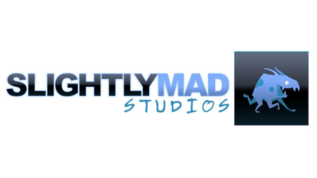 Slightly Mad Studios: Logo©Slightly Mad Studios