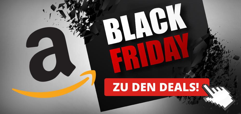 Black Friday ©Amazon, ©istock.com/Ket4up
