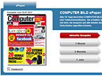 COMPUTER BILD-ePaper im Abo&nbsp;&copy;&nbsp;Computerbild.de