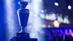 Der Pokal f�r die besten Gamer Deutschlands ©ESL