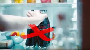Coca-Cola Zero ©Coca Cola