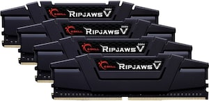 Ripjaws V 32GB Black DDR4-3200
