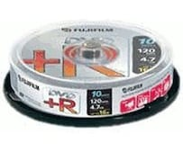 DVD+R 4,7GB 120min 16x 10er Spindel