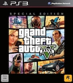 Grand Theft Auto 5: Special Edition (PS3)