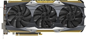 GeForce GTX 1080 Ti AMP Extreme Core Edition 11GB GDDR5X