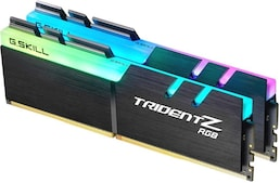 Trident Z 16GB Kit DDR4-3600 CL16 (F4-3600C16D-16GTZR)