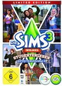 Die Sims 3: Wildes Studentenleben - Limited Edition (Add-On)