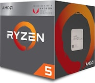 AMD Ryzen 5 2400G Box (Sockel AM4, 14nm, YD2400C5FBBOX)