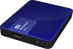 My Passport Ultra 2TB blau (WDBBKD0020BBL)