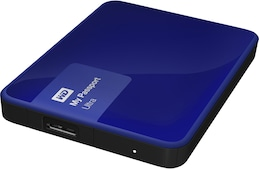 My Passport Ultra 1TB blau (WDBGPU0010BBL)