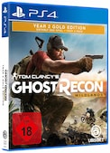 Tom Clancy's Ghost Recon: Wildlands - Year 2 Gold Edition
