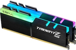 TridentZ 16GB Kit DDR4-3200 CL16 (F4-3200C16D-16GTZR)