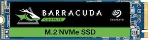 BarraCuda 510 SSD 512GB