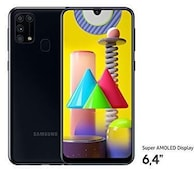 Galaxy M31 64GB Space Black