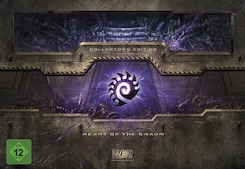StarCraft II: Heart of the Swarm - Collector's Edition