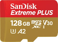 EXTREME Plus A2 microSDXC 128GB