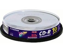 CD-R 700MB 80min 52x 10er Spindel