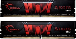 AEGIS 16GB Kit DDR4-3000 CL16 (F4-3000C16D-16GISB)