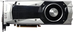 GeForce GTX 1080 Founders Edition 8192MB GDDR5X