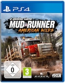 MudRunner: a Spintires Game: American Wilds Edition