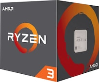 Ryzen 3 1200 Box (Sockel AM4, 14nm, YD1200BBAEBOX)